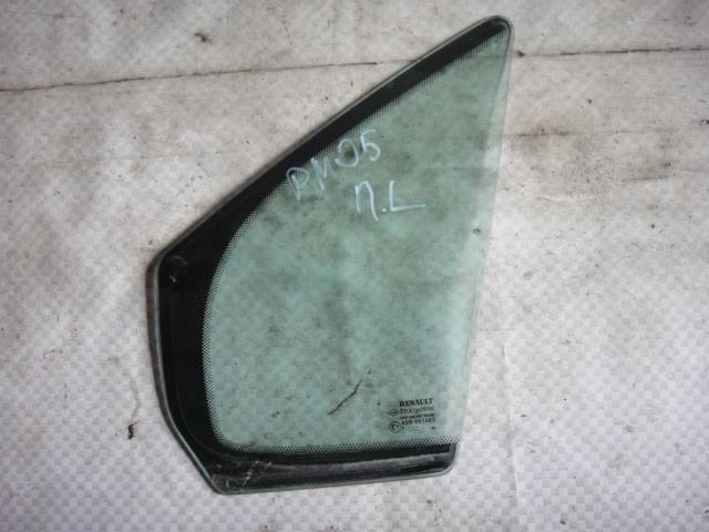 Стекло двери Renault Modus JP0C D4F 740 2009 переднее левое (б/у)