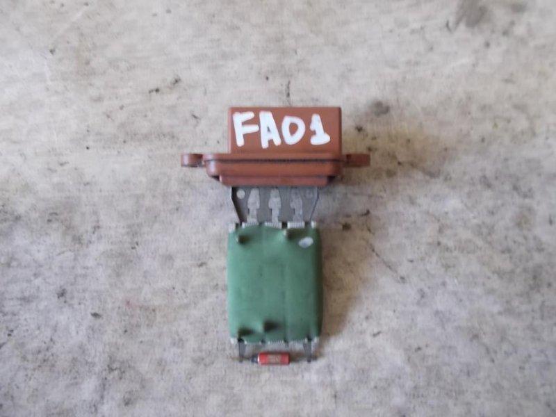 Резистор отопителя Fiat Albea 178 350A1000 2009 (б/у)