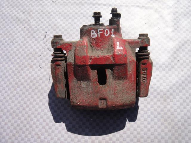 Суппорт тормозной Byd F3 XC DA4G18 2007 передний левый (б/у)