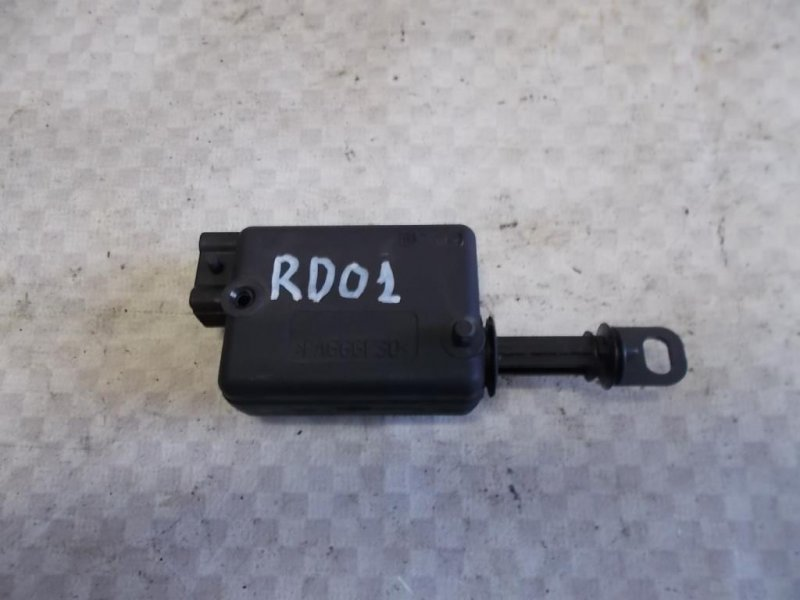 Активатор (привод) замка багажника Renault Duster HSA K4M 690 2013 (б/у)