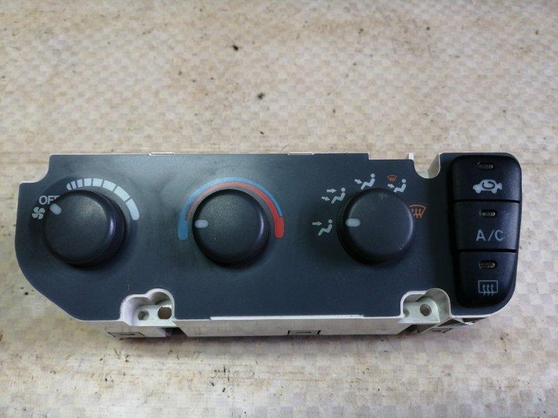 Блок управления отопителем Honda Cr-V RD3 B20Z1 2001 (б/у)