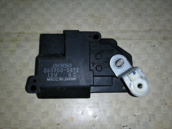 Мотор заслонки отопителя Honda Cr-V RD3 B20Z1 2001 (б/у)