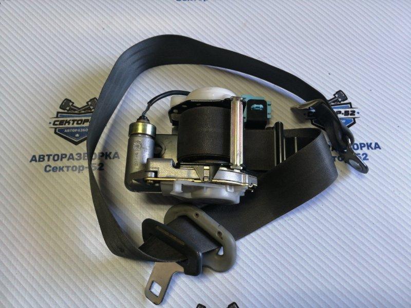 Ремень безопасности Honda Cr-V RD3 B20Z1 2001 передний левый (б/у)