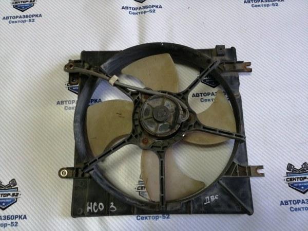 Вентилятор радиатора Honda Cr-V RD3 B20Z1 2001 (б/у)