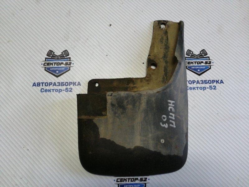 Брызговик Honda Cr-V RD3 B20Z1 2001 передний правый (б/у)