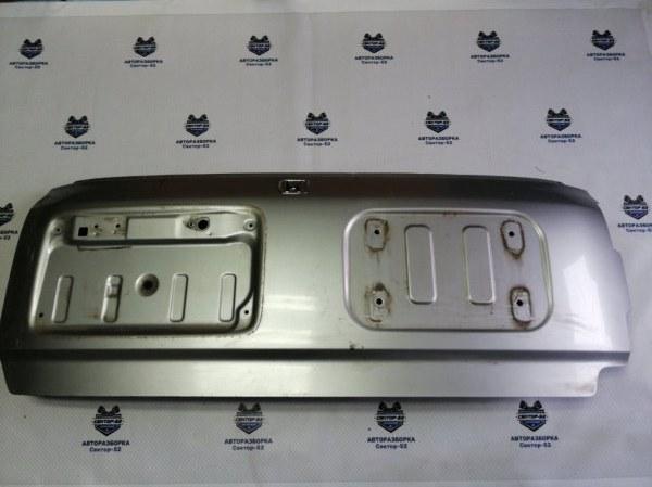 Дверь багажника Honda Cr-V RD3 B20Z1 2001 нижняя (б/у)