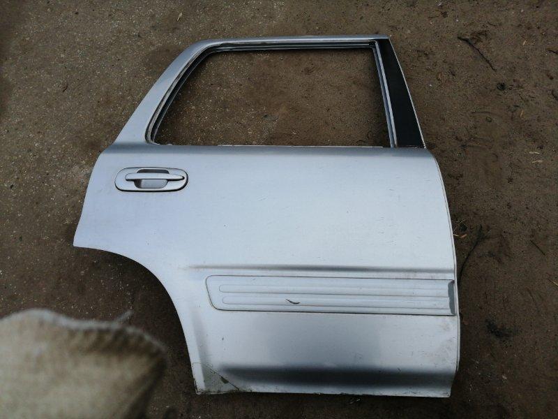 Дверь Honda Cr-V RD3 B20Z1 2001 задняя правая (б/у)