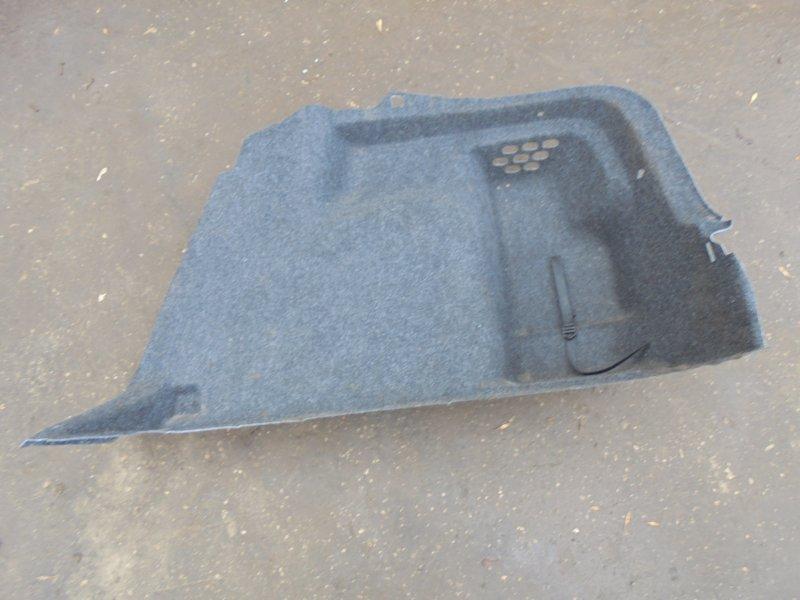 Обшивка багажника боковая Skoda Rapid NH3 CGP 2014 правая (б/у)