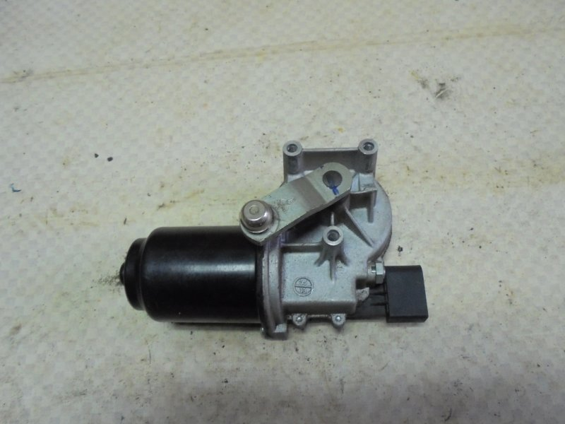 Мотор стеклоочистителя Skoda Rapid NH3 CGP 2014 передний (б/у)