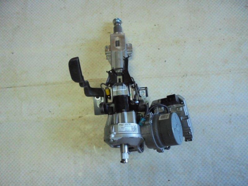 Колонка рулевая с эур Skoda Rapid NH3 CGP 2014 (б/у)