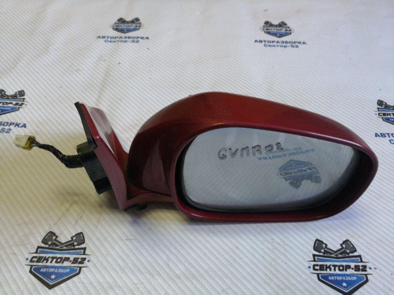 Зеркало боковое Suzuki Grand Vitara TD62 H25A 2001 правое (б/у)