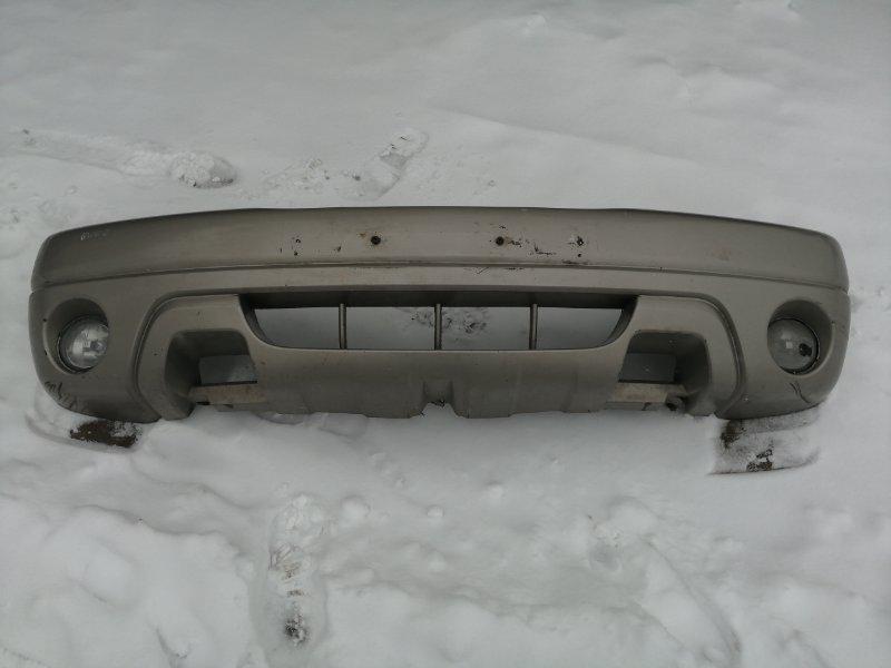 Бампер передний Suzuki Grand Vitara TD62 H25A 2001 передний (б/у)