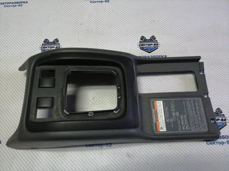 Консоль центральная Suzuki Grand Vitara TD62 H25A 2001 передний (б/у)