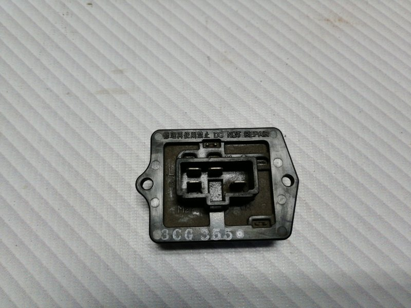 Резистор отопителя Suzuki Grand Vitara TD62 H25A 2001 (б/у)