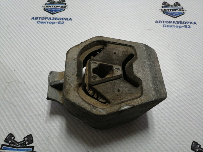 Опора кпп Audi 100 8C5 AAR 1993 задняя (б/у)