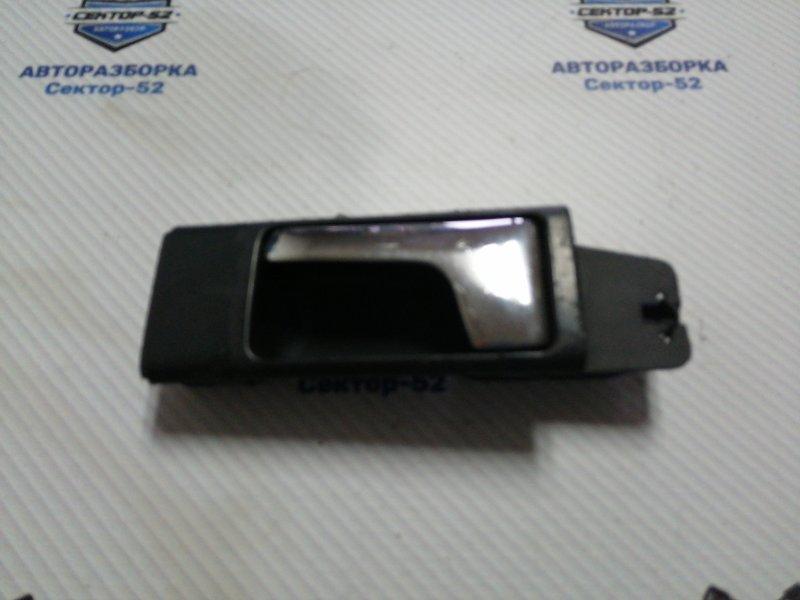 Ручка двери внутренняя Audi 100 8C5 AAR 1993 передняя левая (б/у)