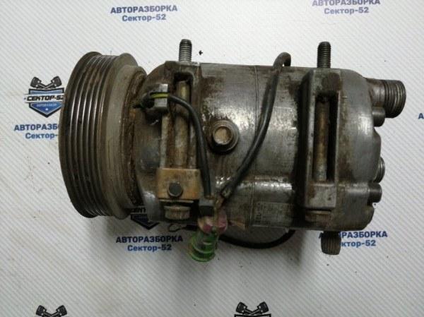 Компрессор кондиционера Audi 100 8C5 AAR 1993 (б/у)