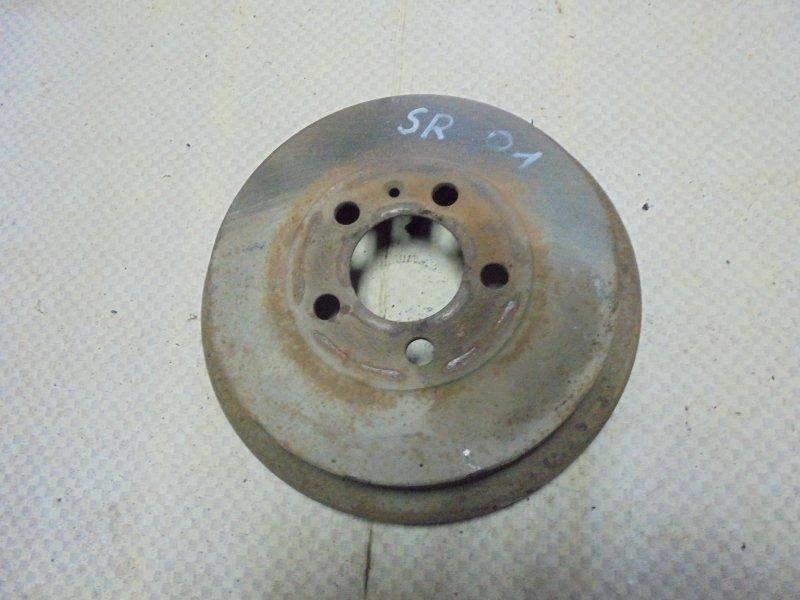 Барабан тормозной Skoda Rapid NH3 CGP 2014 задний (б/у)