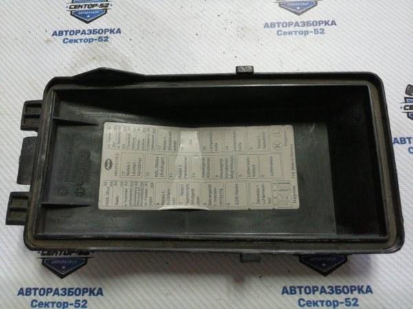 Крышка блока предохранителей Audi 100 8C5 AAR 1993 (б/у)