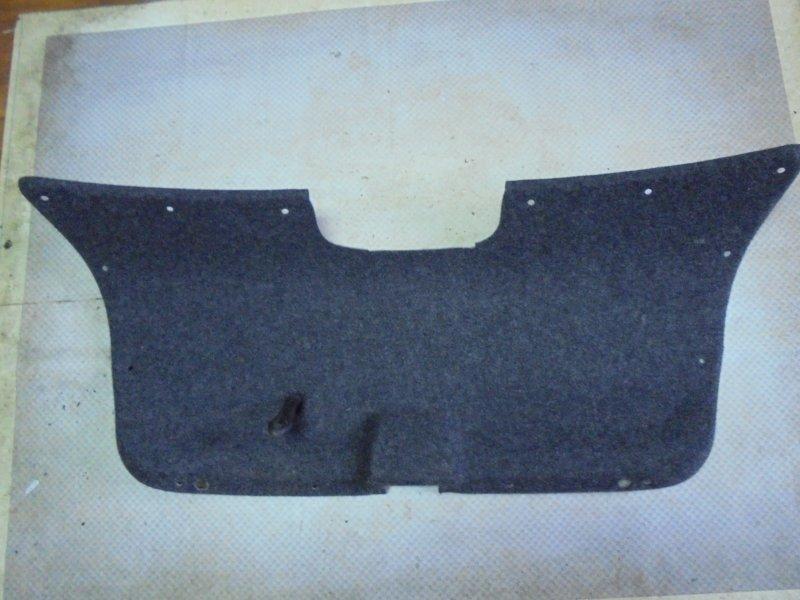 Обшивка крышки багажника Skoda Rapid NH3 CGP 2014 (б/у)