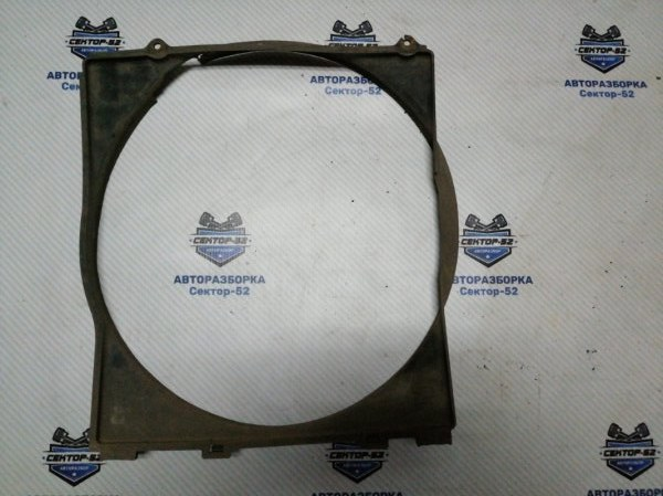 Диффузор вентилятора Audi 100 8C5 AAR 1993 (б/у)