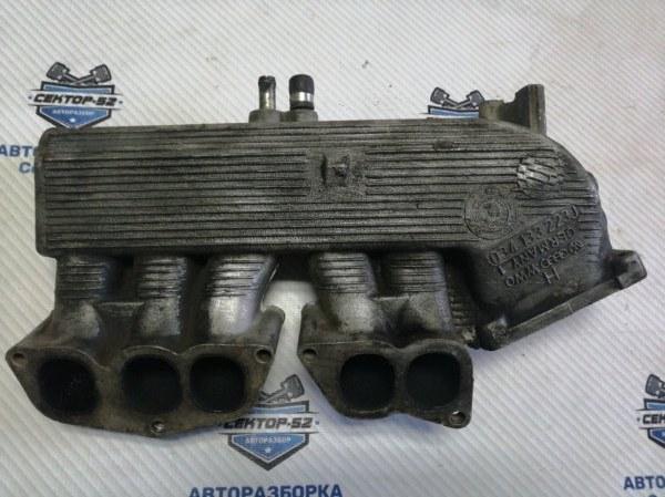 Коллектор впускной Audi 100 8C5 AAR 1993 верхний (б/у)