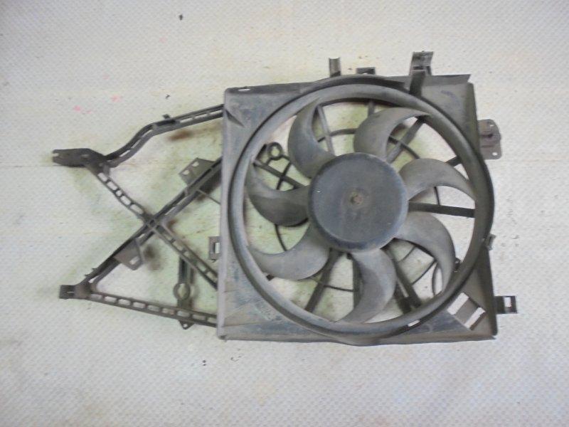 Вентилятор радиатора Opel Vectra B X18XE1 1999 (б/у)