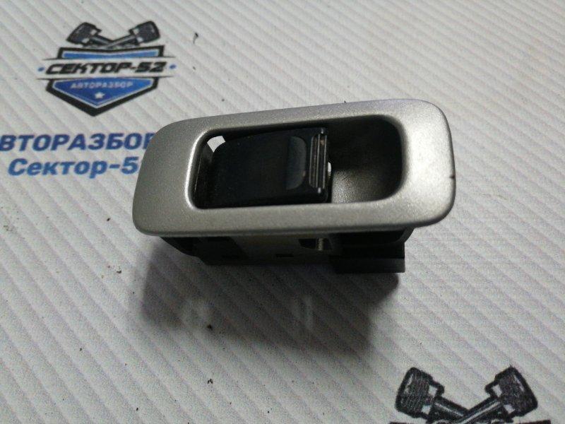 Кнопка стеклоподъемника Suzuki Liana RC31S M16A 2006 задняя (б/у)