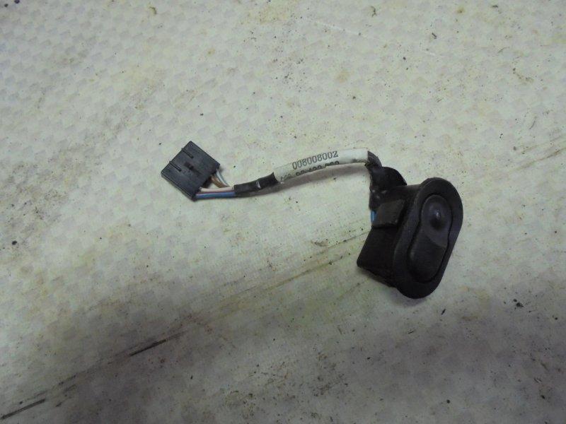 Кнопка стеклоподъемника Opel Vectra B X18XE1 1999 (б/у)