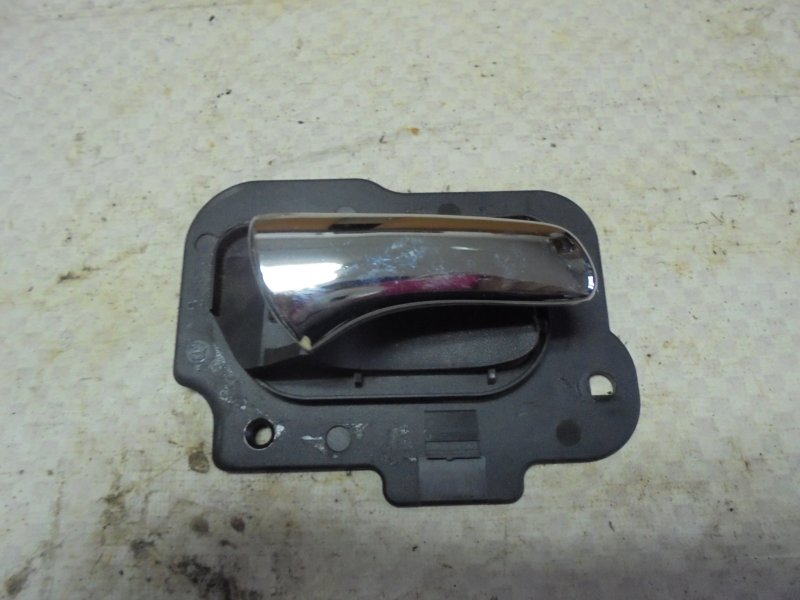 Ручка двери внутренняя Opel Vectra B X18XE1 1999 задняя правая (б/у)