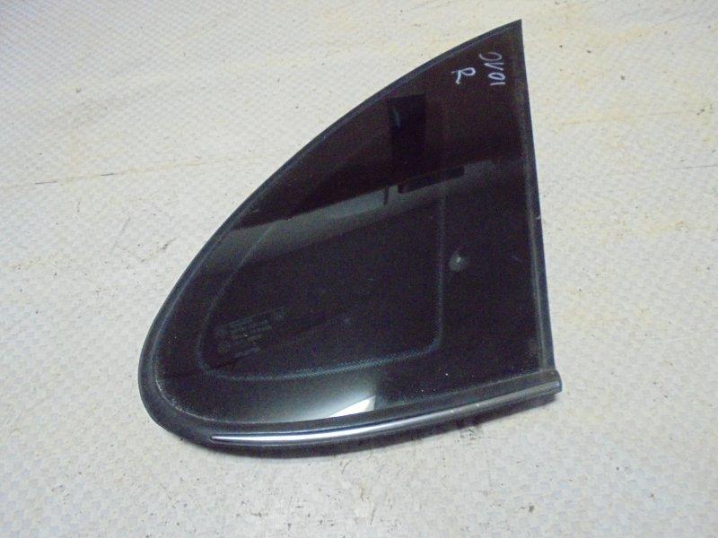 Стекло кузовное глухое Opel Vectra B X18XE1 1999 заднее правое (б/у)