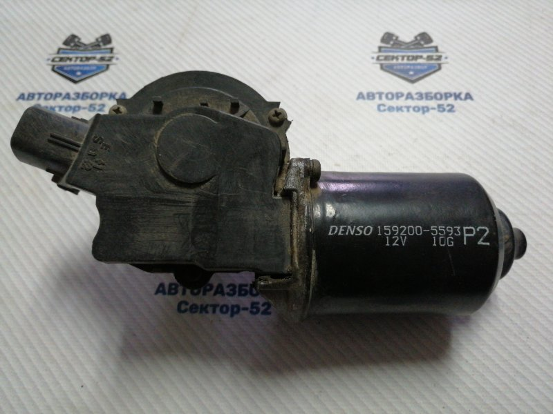 Мотор стеклоочистителя Suzuki Liana RC31S M16A 2006 передний (б/у)