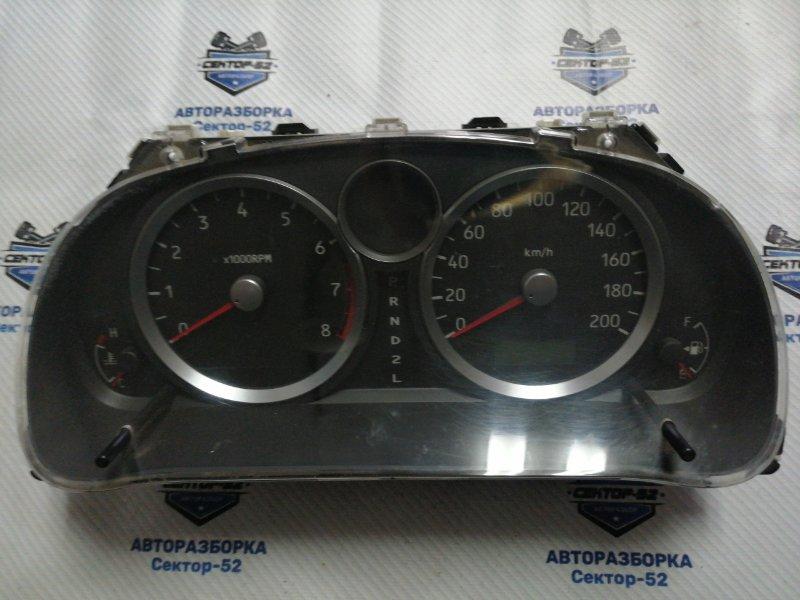Панель приборов Suzuki Liana RC31S M16A 2006 (б/у)
