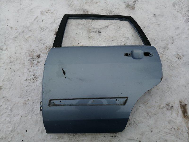 Дверь Suzuki Liana RC31S M16A 2006 задняя левая (б/у)