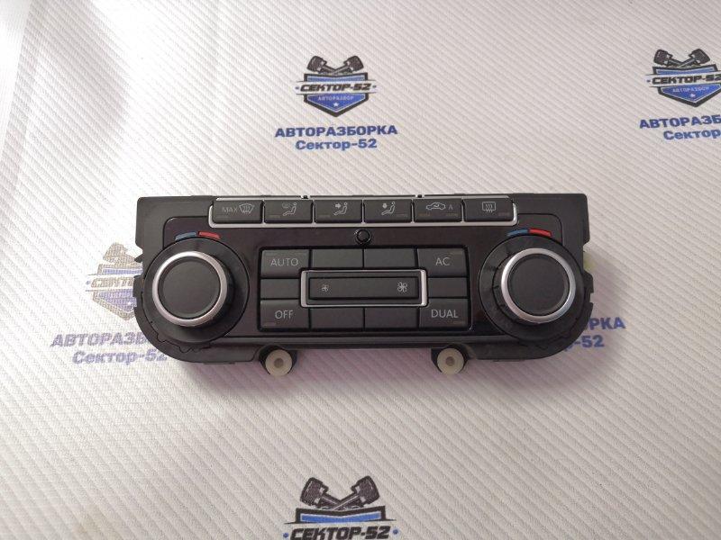 Блок управления климат-контролем Volkswagen Golf 5K1 CAVD 2010 (б/у)