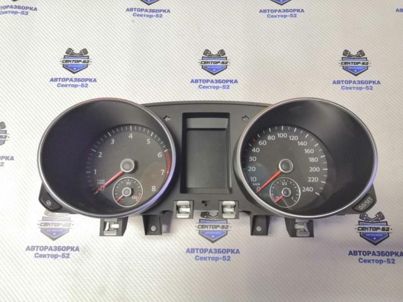 Панель приборов Volkswagen Golf 5K1 CAVD 2010 (б/у)
