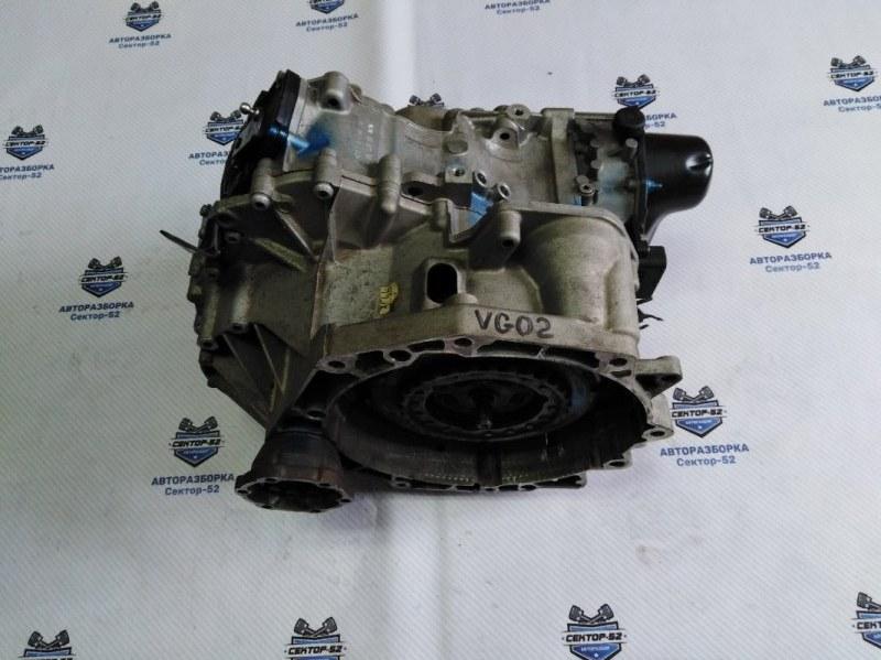 Акпп Volkswagen Golf 5K1 CAVD 2010 (б/у)