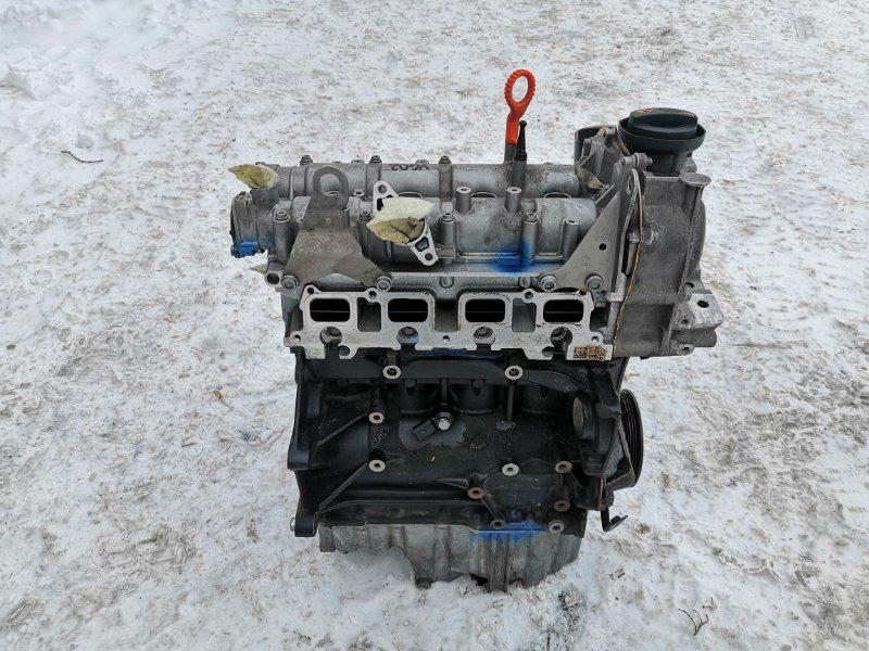 Двигатель (двс) Volkswagen Golf 5K1 CAVD 2010 (б/у)