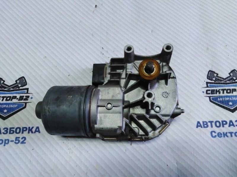 Мотор стеклоочистителя Volkswagen Golf 5K1 CAVD 2010 передний (б/у)