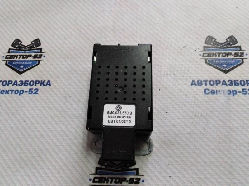 Блок электронный Volkswagen Golf 5K1 CAVD 2010 (б/у)
