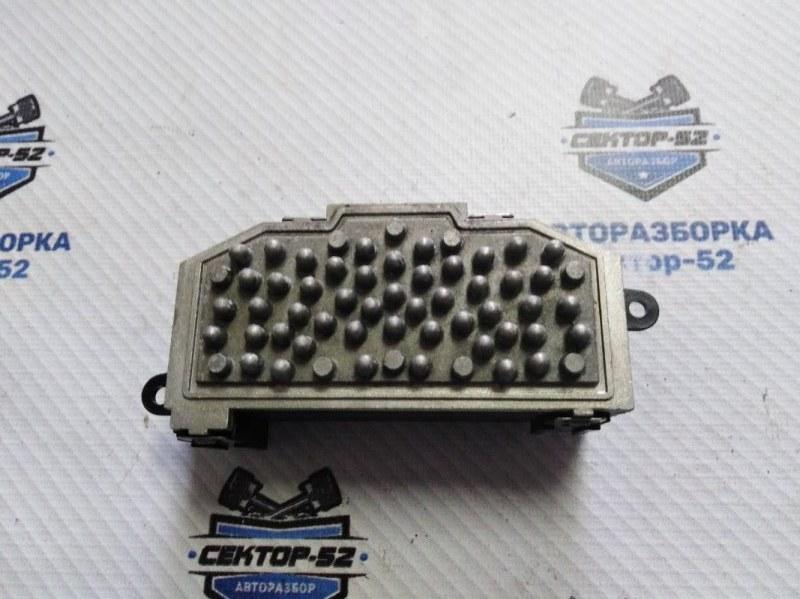 Резистор отопителя Volkswagen Golf 5K1 CAVD 2010 (б/у)