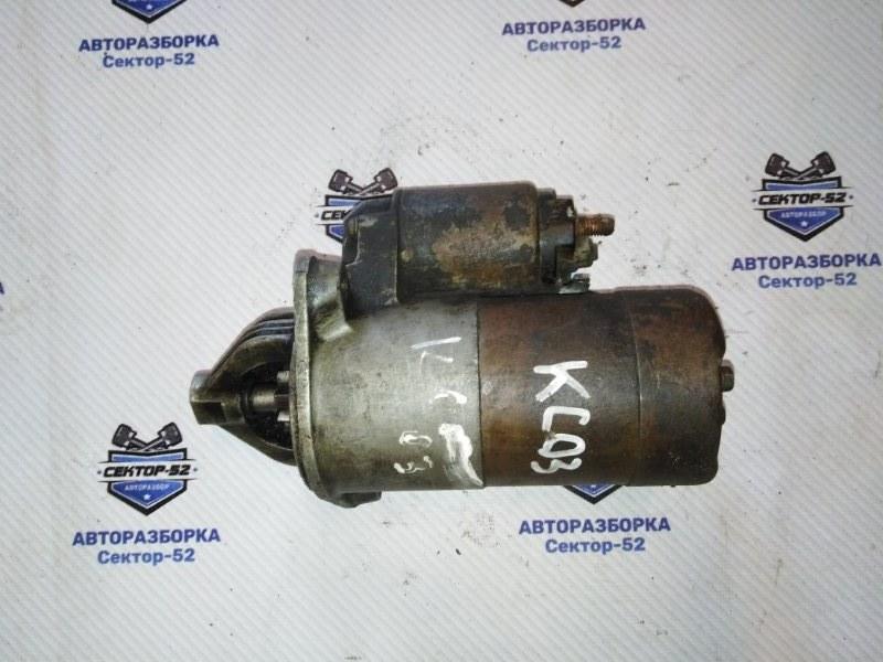 Стартер Kia Cerato LD G4ED 2006 (б/у)