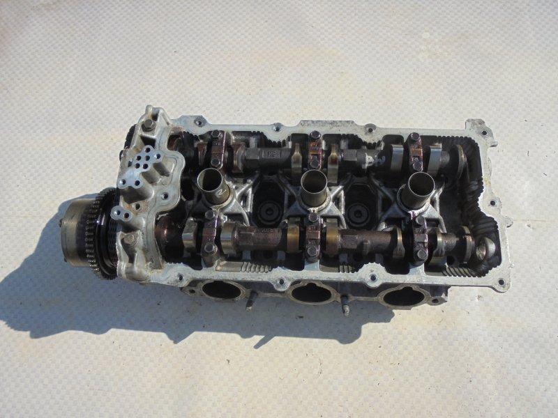 Головка блока цилиндров (гбц) Infiniti Fx35 S50 VQ35DE правая (б/у)