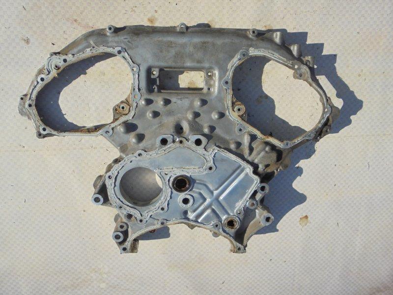 Крышка двигателя Infiniti Fx35 S50 VQ35DE передняя (б/у)