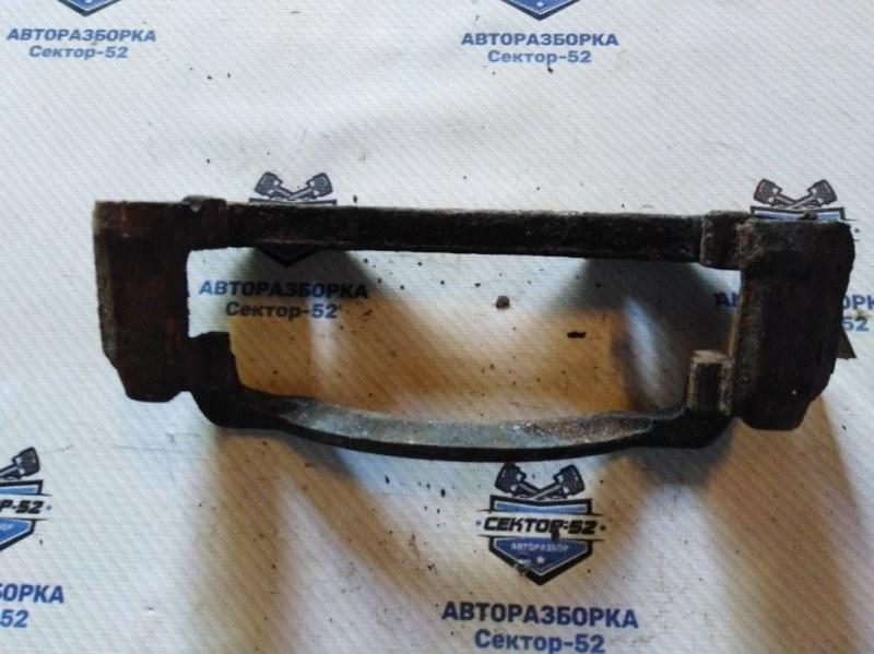 Скоба тормозного суппорта Kia Cerato LD G4GC 2006 передняя левая (б/у)