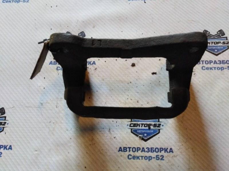 Скоба тормозного суппорта Byd F3 XC DA4G18 2007 передняя левая (б/у)