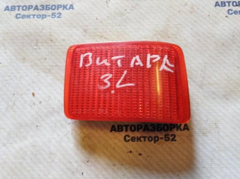 Отражатель Suzuki Grand Vitara TD54 J20A 2005 задний левый (б/у)