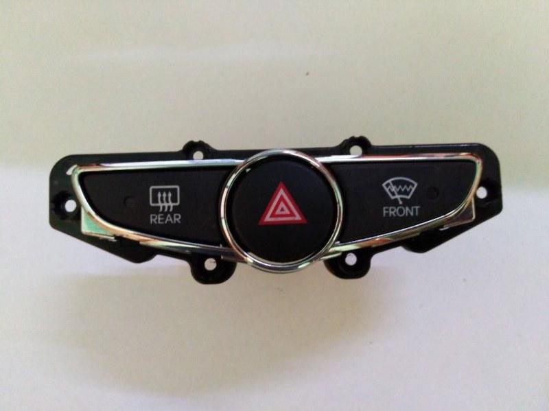 Кнопка аварийной сигнализации Hyundai Solaris RB G4FC 2012 (б/у)