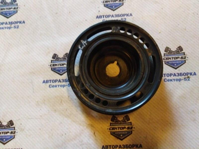 Шкив коленвала Chevrolet Aveo T250 F14D4 2009 (б/у)