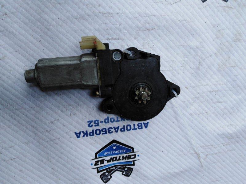 Мотор стеклоподъемника Kia Cerato LD G4GC 2006 левый (б/у)